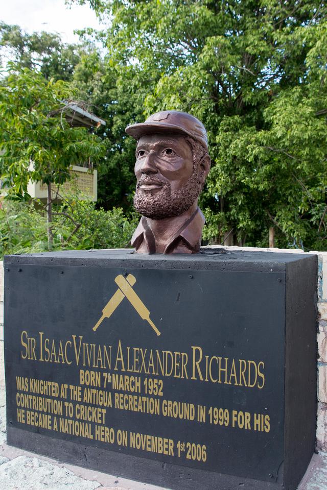 Monument in St John's