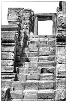 Steps to nowhere, Bayon Temple